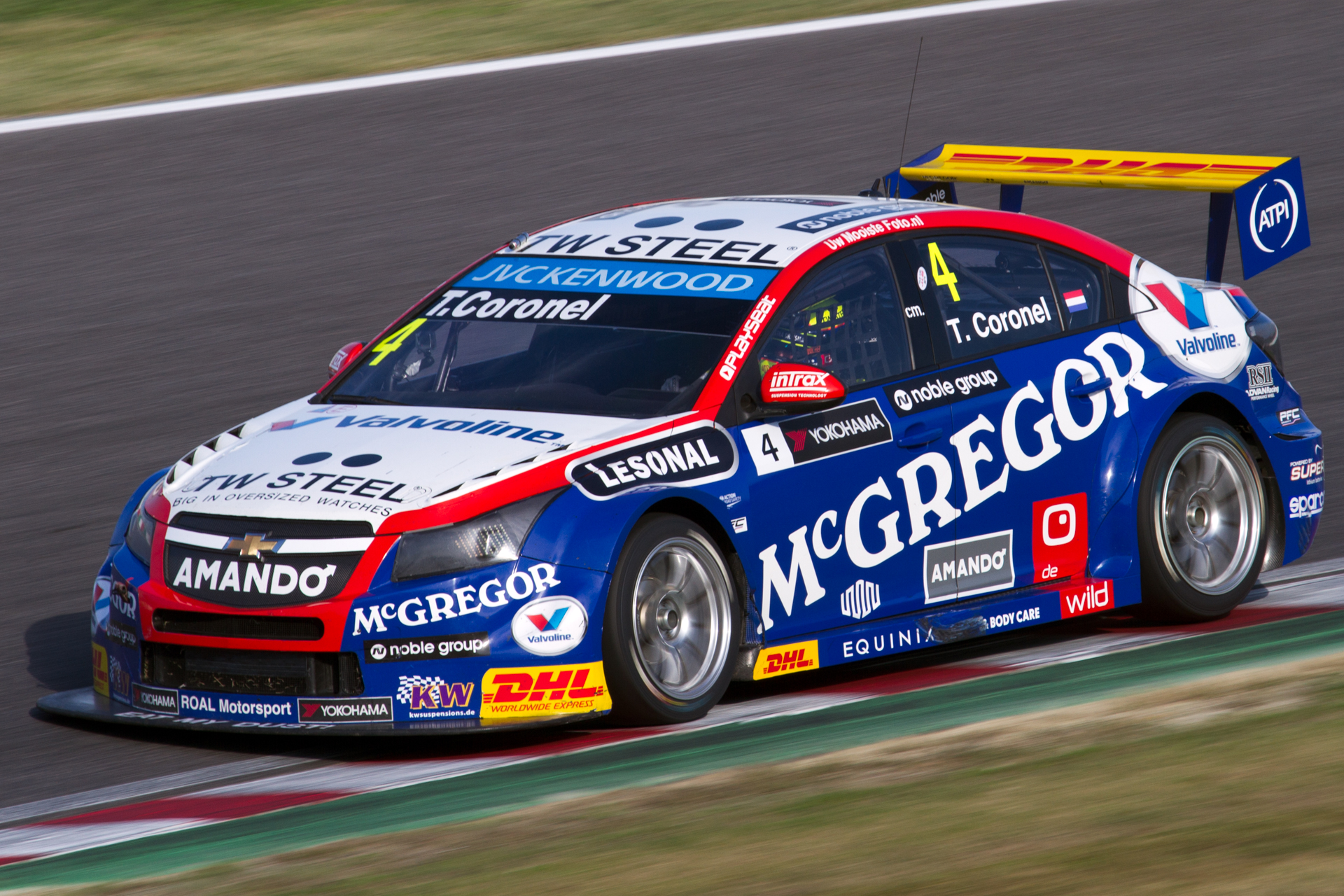 File Tom Coronel 2014 Wtcc Race Of Japan Race 1 Jpg