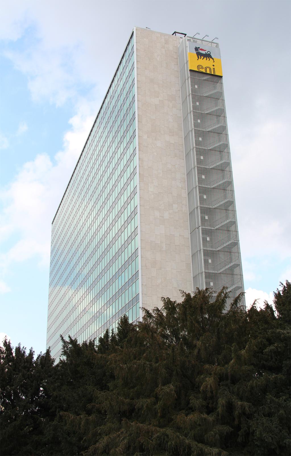 Palazzo Eni Wikipedia
