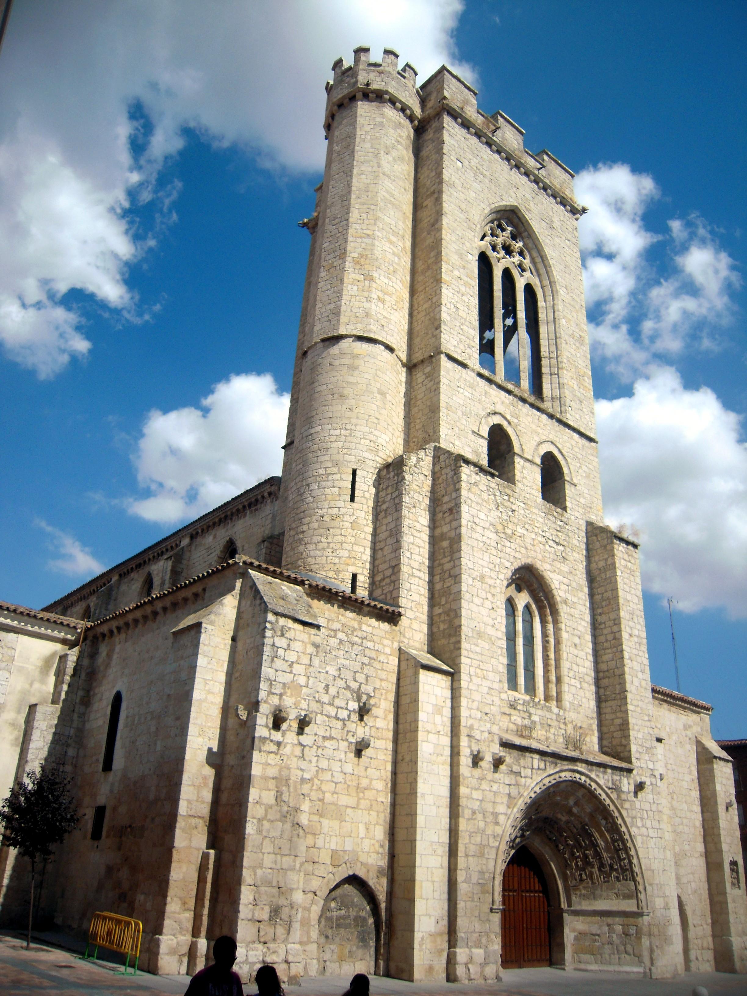 Iglesia de San Miguel (Palencia) - Wikipedia, la enciclopedia libre