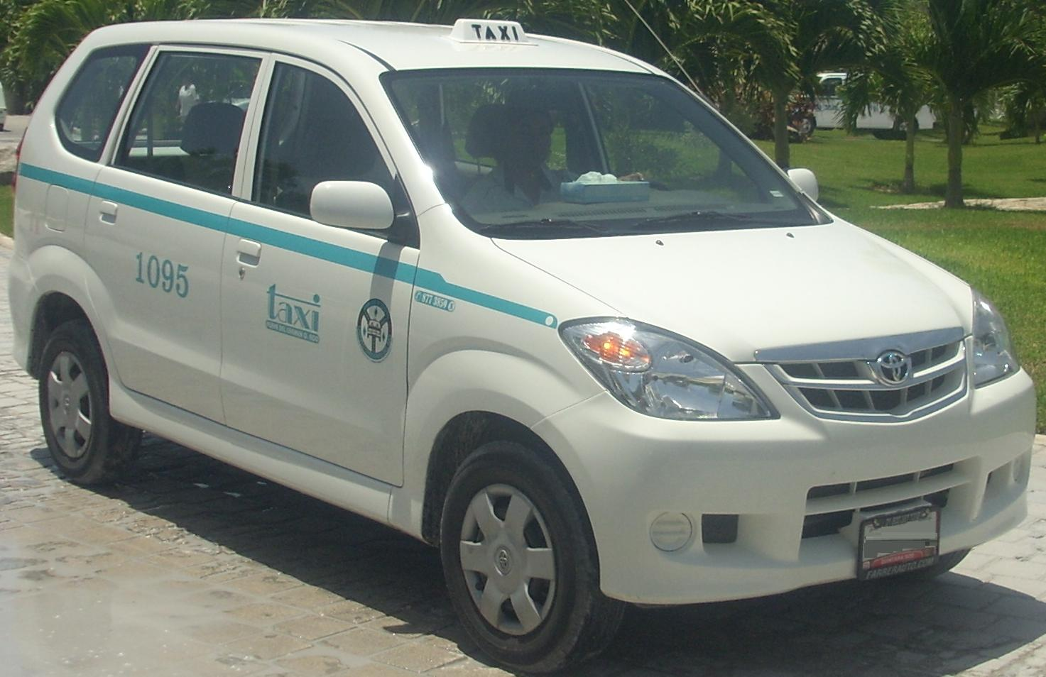 Cancun Taxi From Airport To Hotel