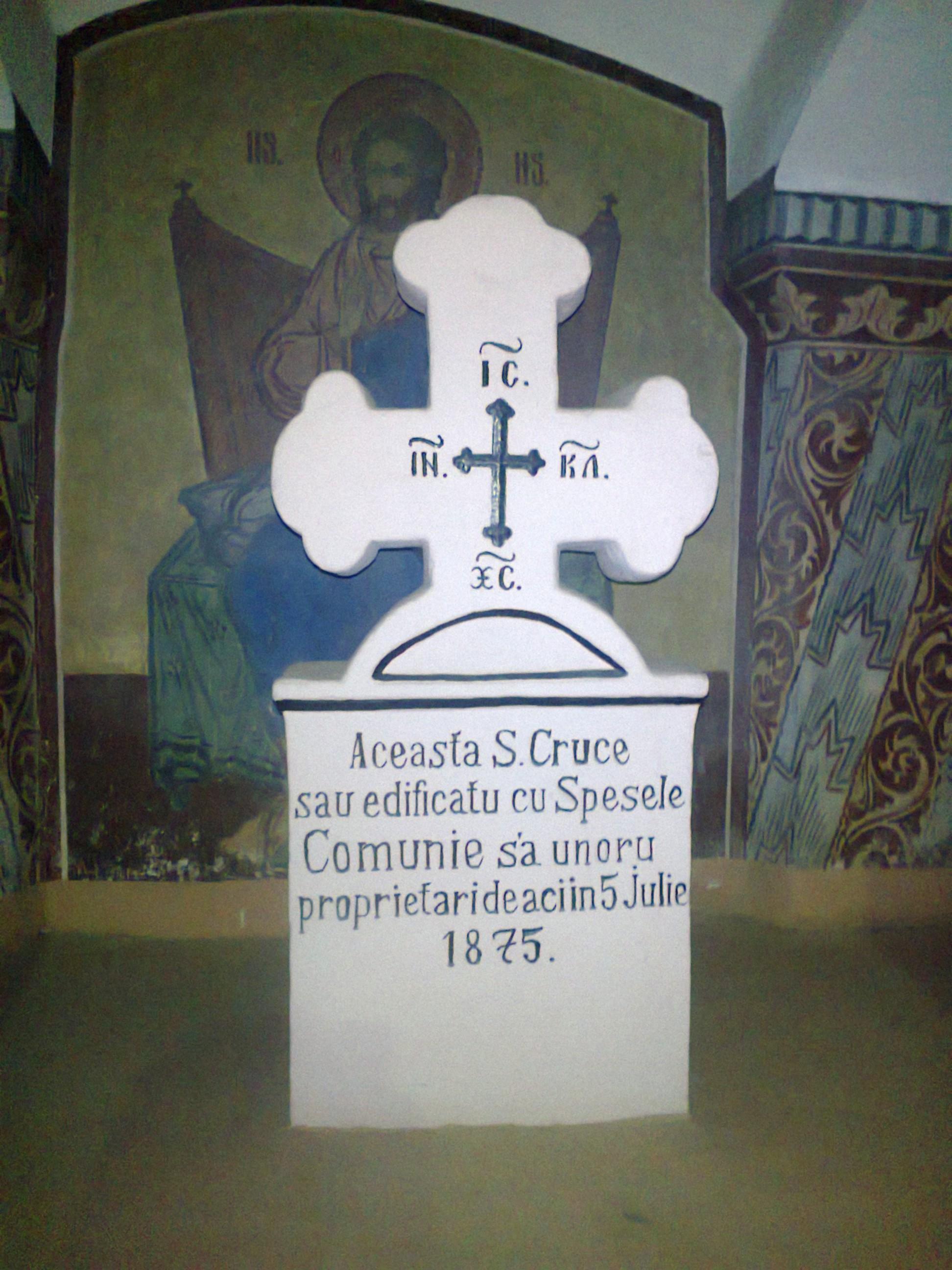 citate despre cruce Fișier:Troita (cruce) dinspre Avrig, din Racovita, Sibiu 1.  citate despre cruce