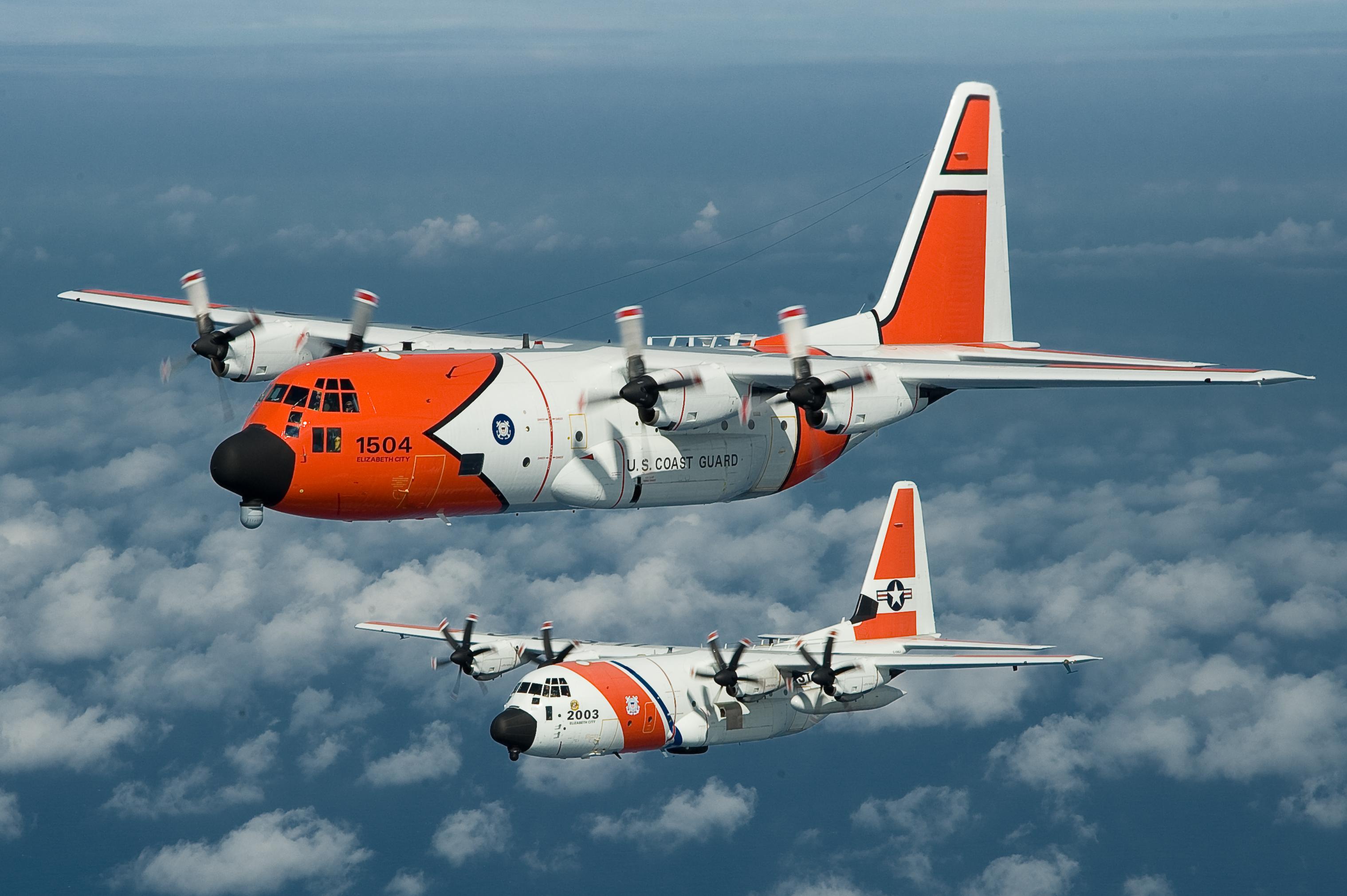 Пропеллерные самолеты над озером без регистрации Обои на рабочий стол -  Mirowo