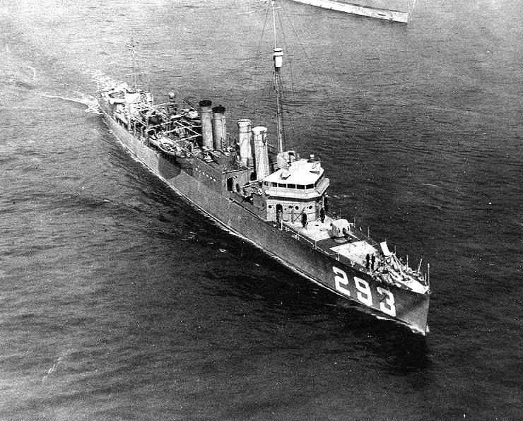 USS Billingsley