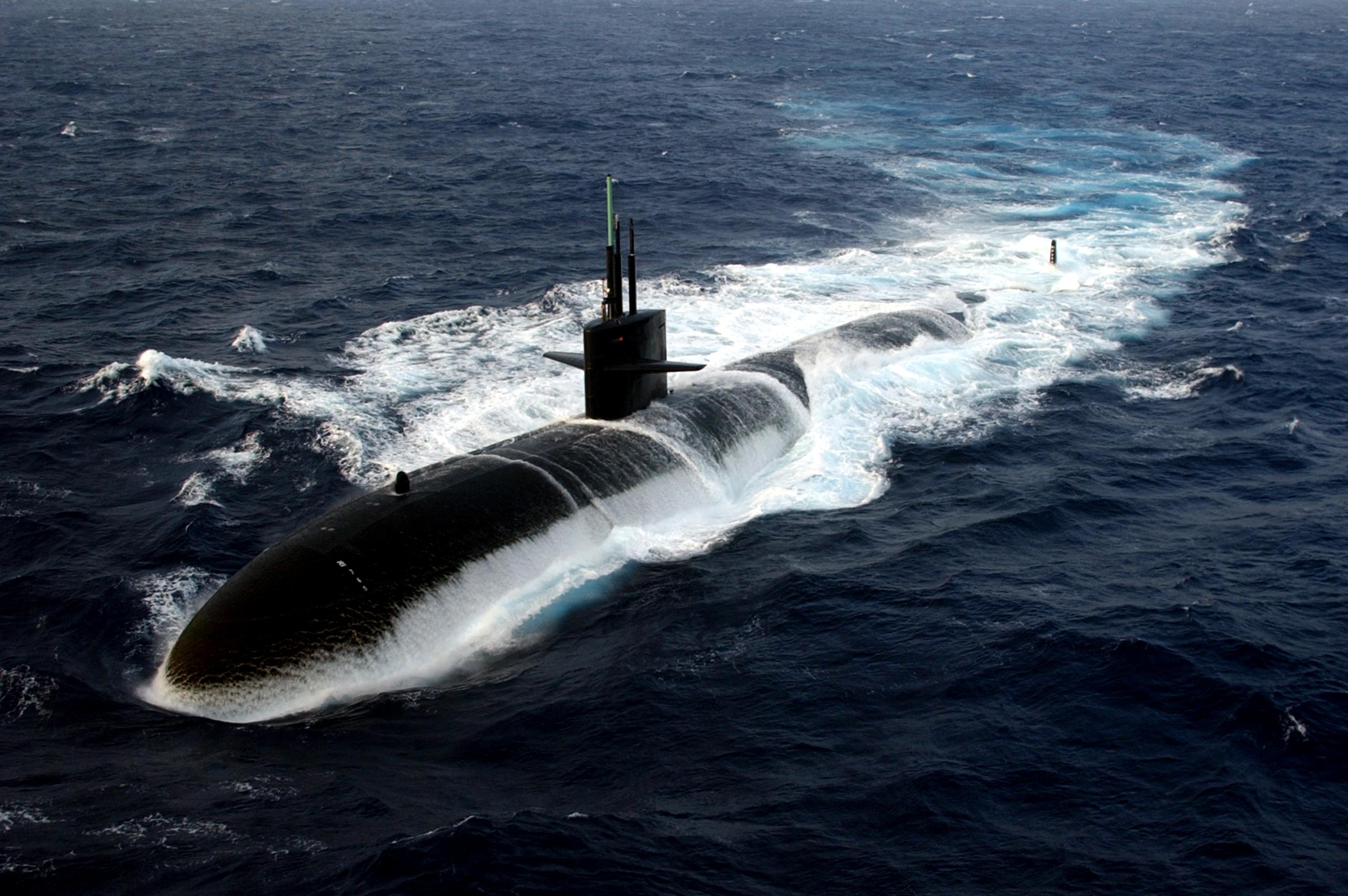 Modern Submarine Fleet - UNIVSubmarinesandaircraftcarriers