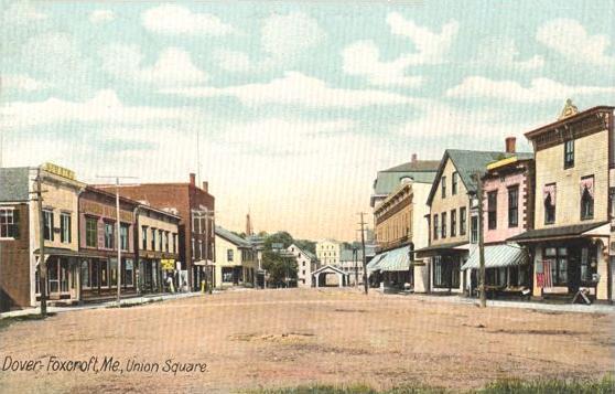 State Of Union >> Dover-Foxcroft, Maine - Wikipedia