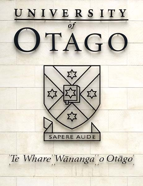 Logo of University of Otago