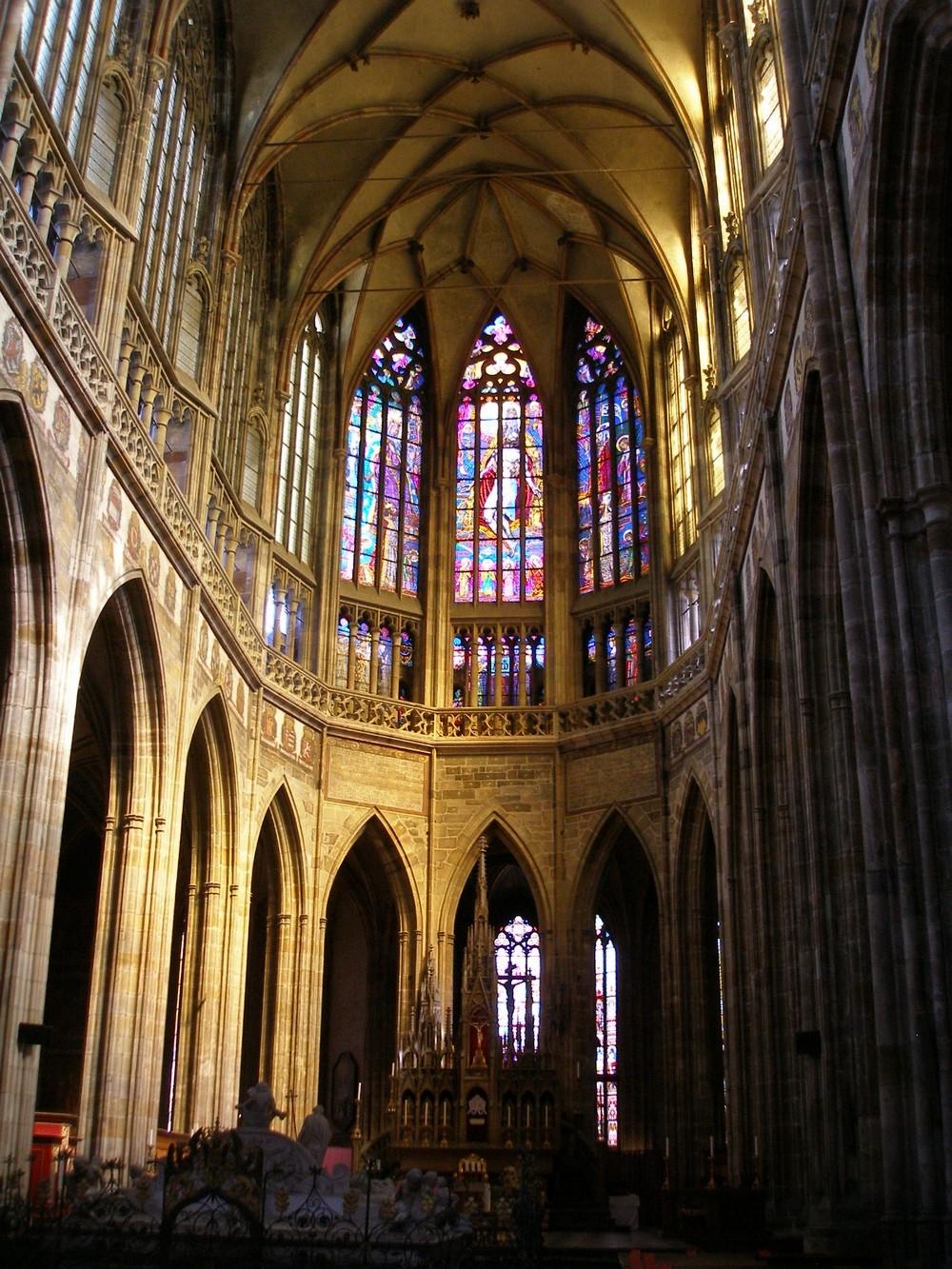 Czech Gothic architecture - Wikipedia
