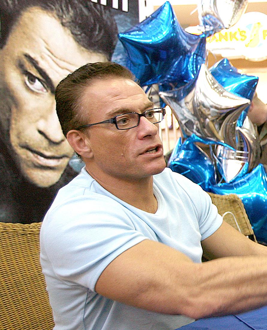 nike air max jordan pas cher - Jean-Claude Van Damme - Wikipedia, slobodna enciklopedija