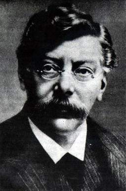 Victor Adler, Parteigründer und Vorsitzender bis 1918