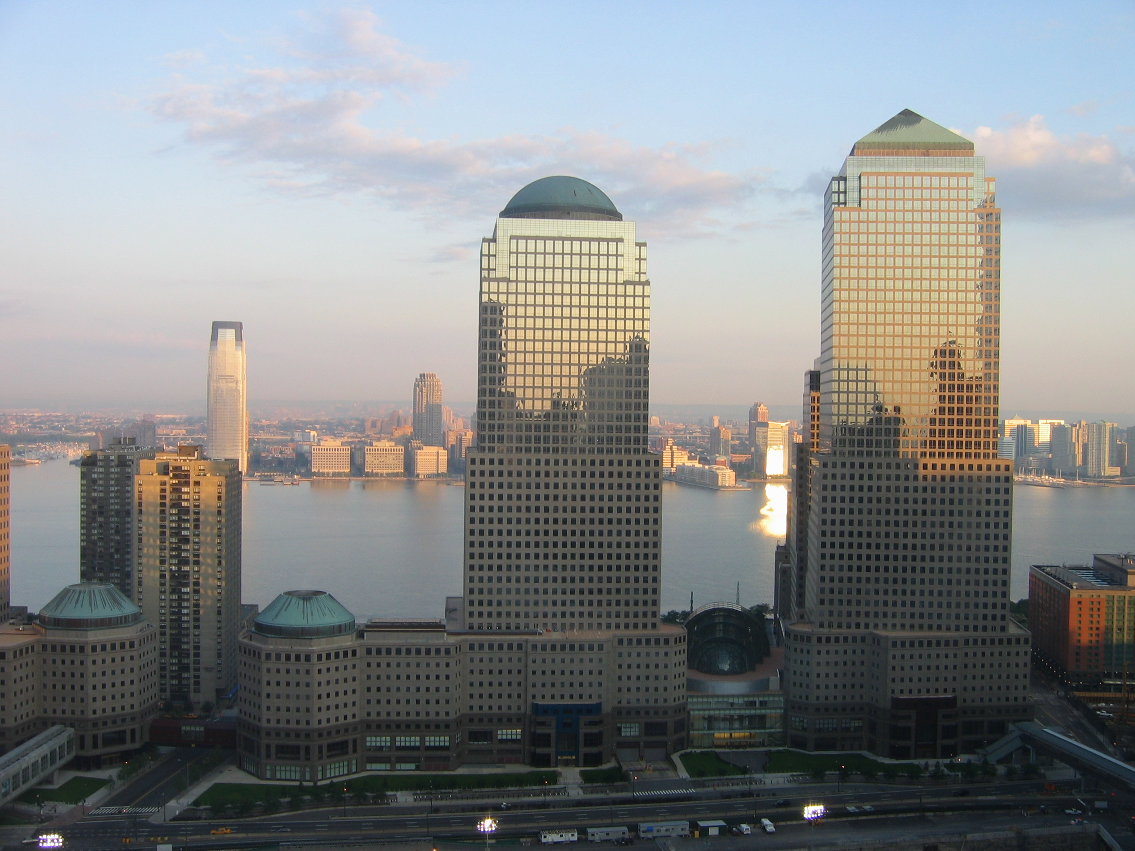 Merrill Lynch Building Jersey City