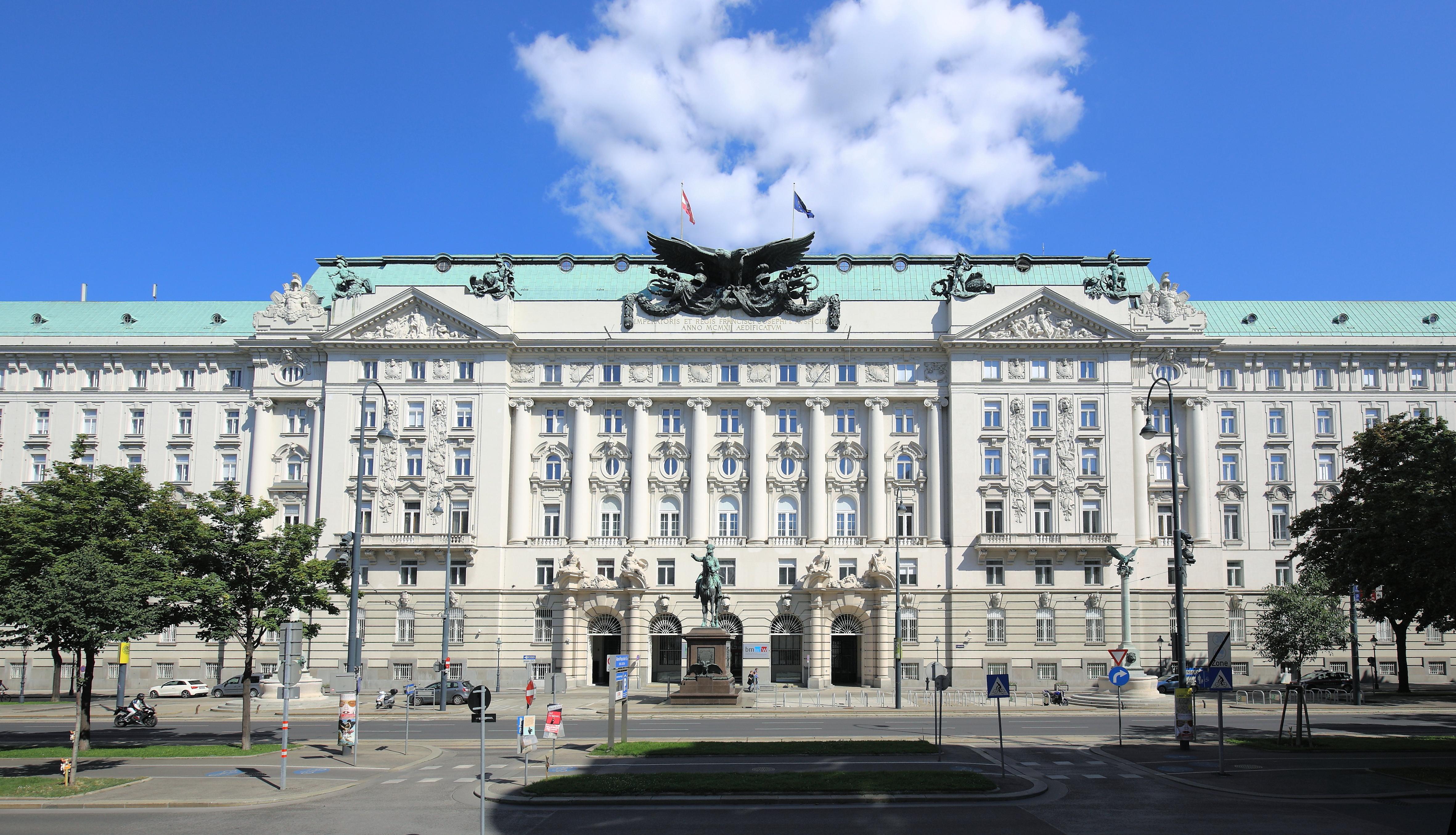 Wien - Regierungsgebäude, Stubenring 1.JPG