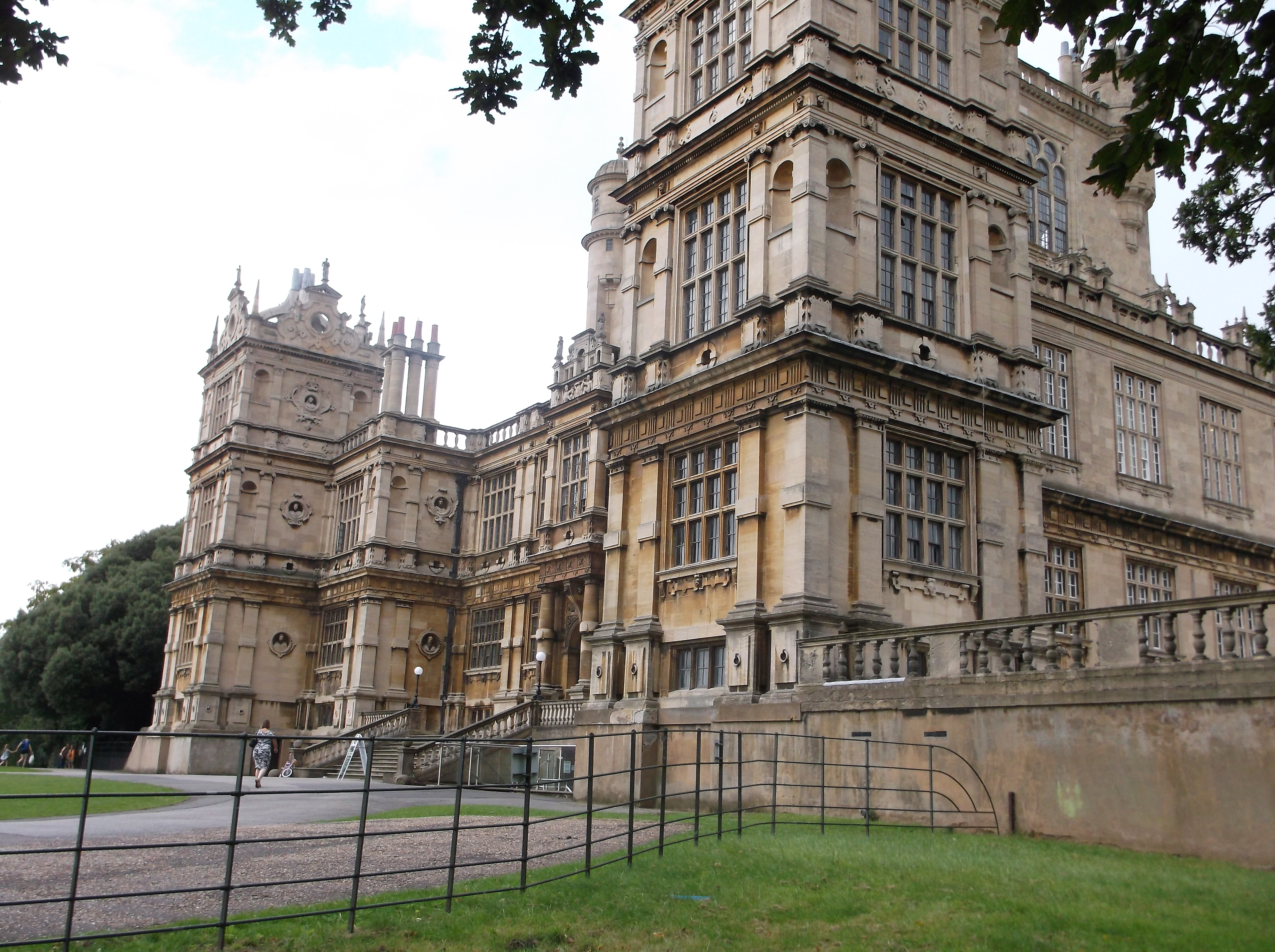 when the wollaton hall was built essay