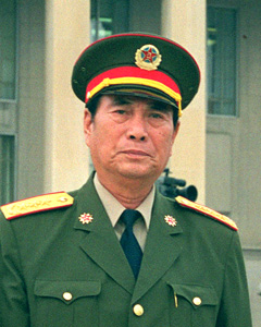 Zhang Wannian Chinese general