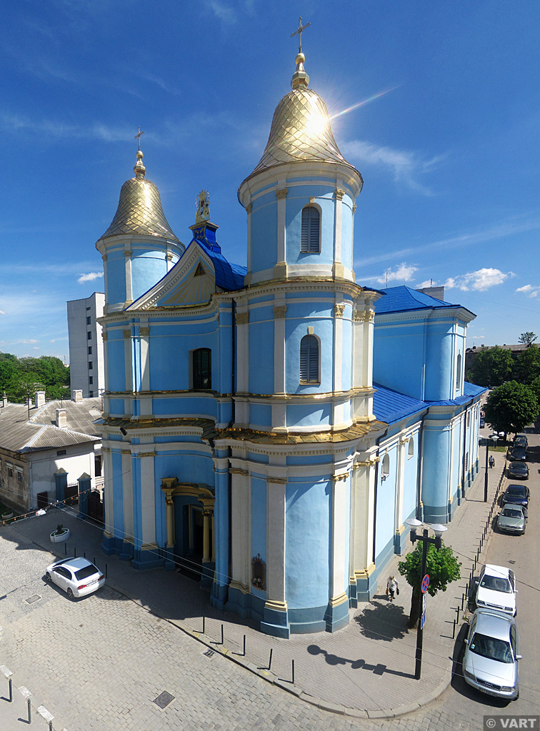 C B I D Home Decor And Design Choosing A Color Palette: Вірменська церква (Івано-Франківськ)