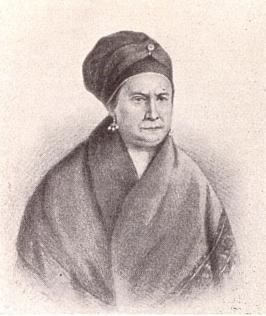 МатьПрасковья Ивановна (урождённая Переславцева)