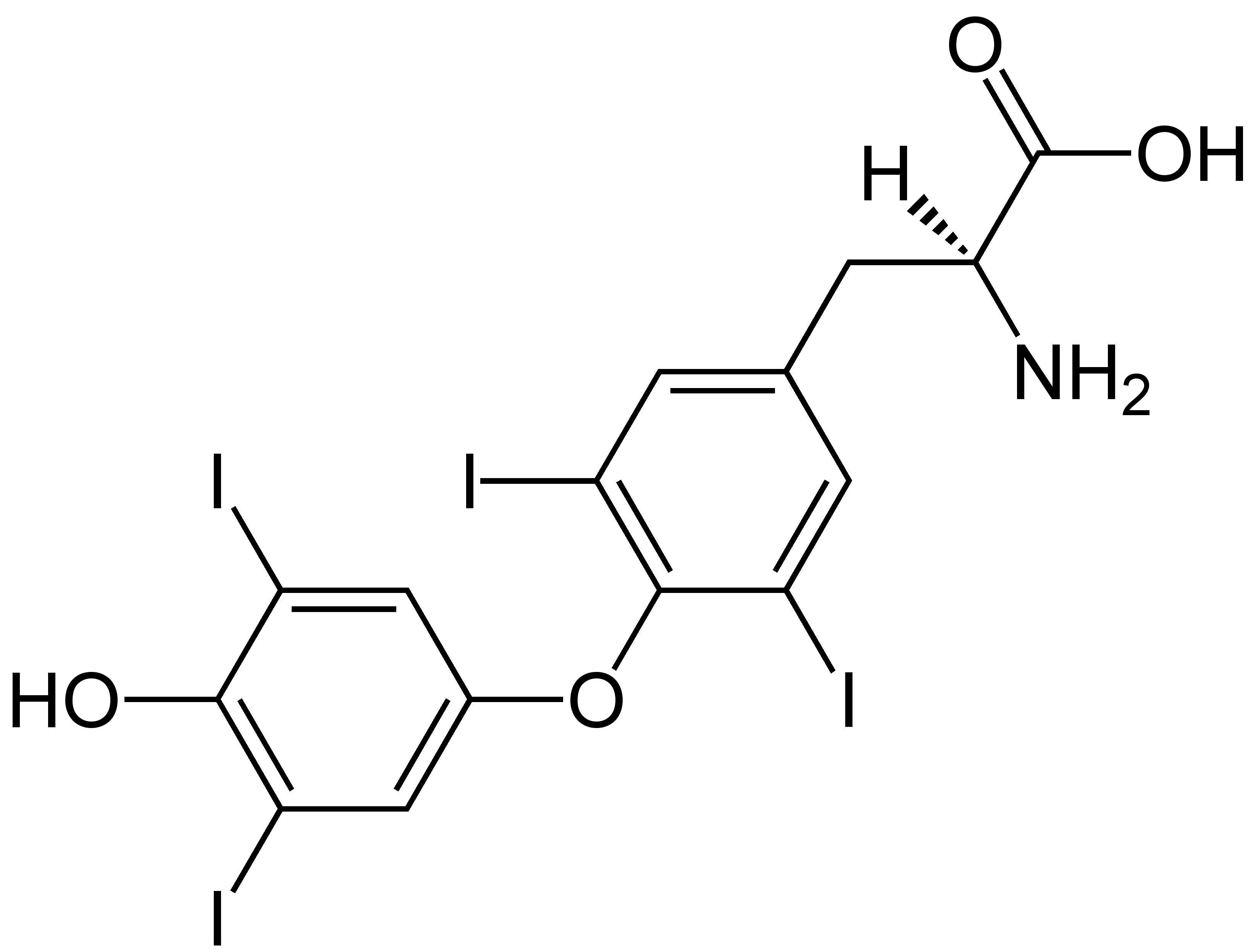 testosterone structural formula