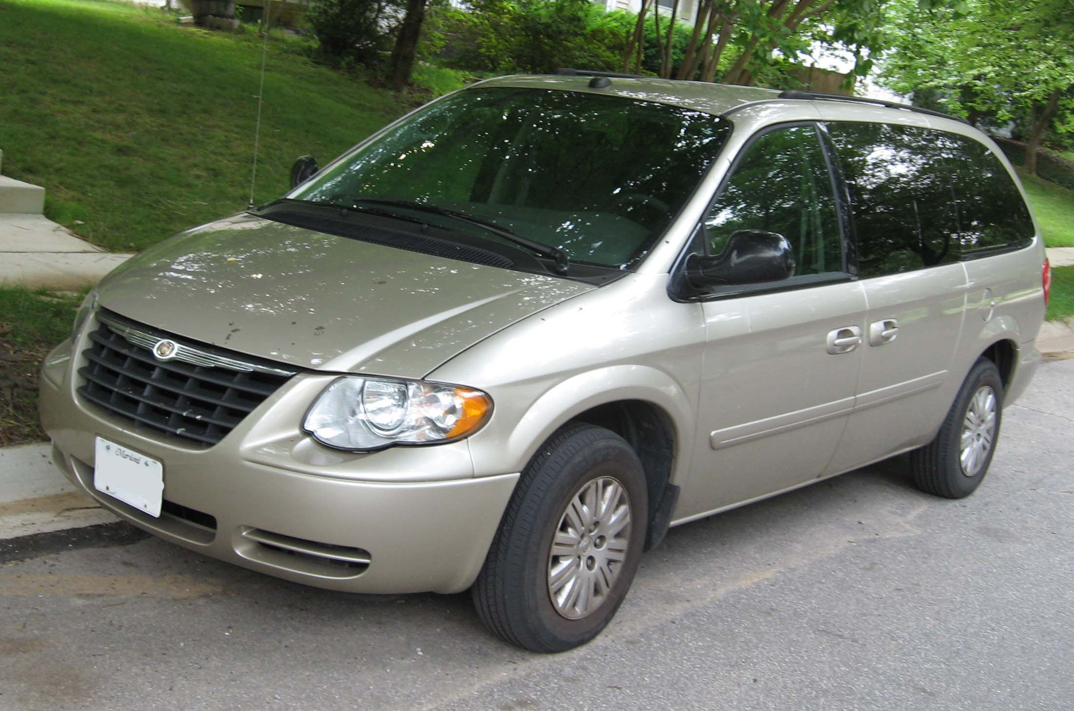 description 05 07 chrysler town and country lx. Cars Review. Best American Auto & Cars Review
