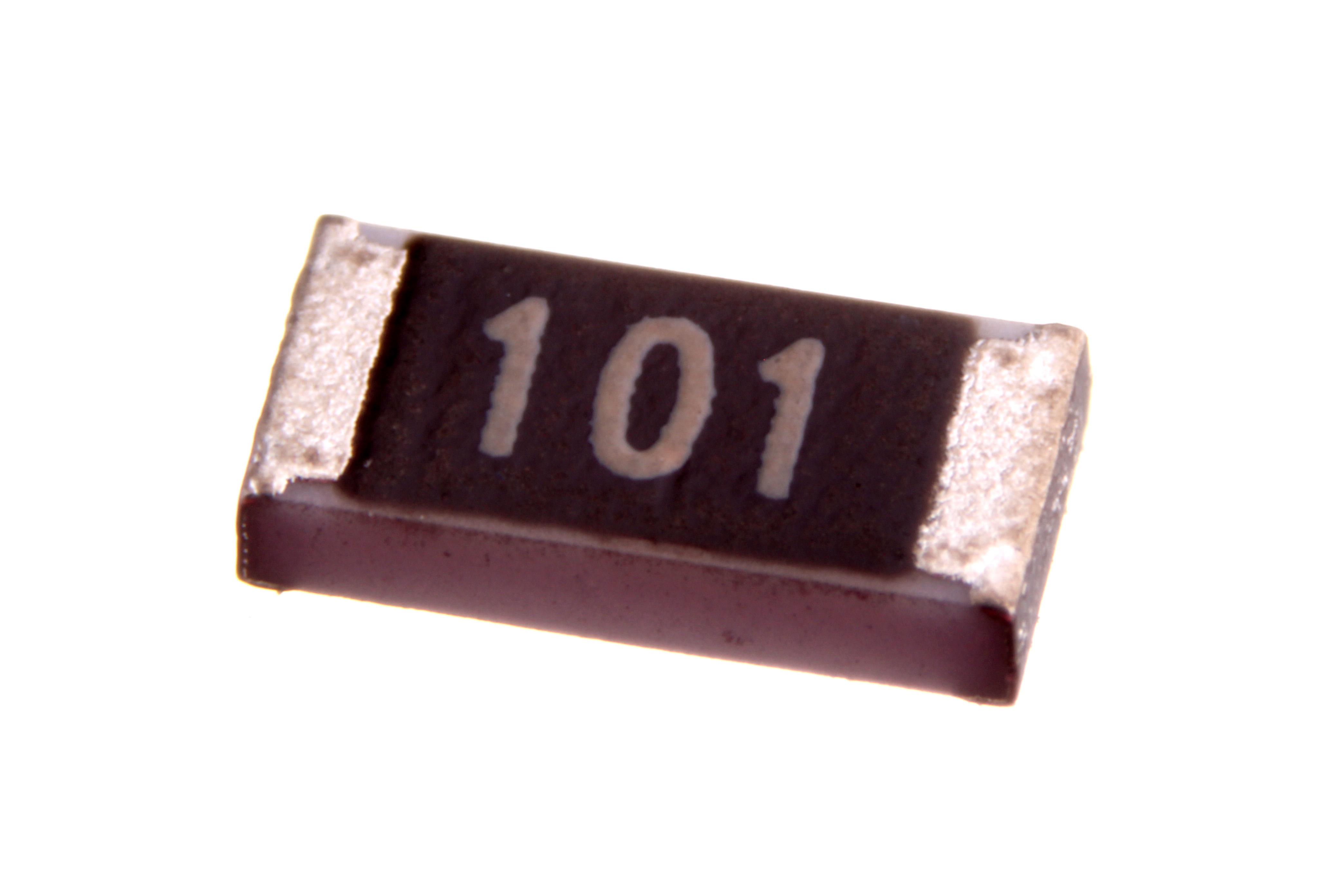 1206 resistor example