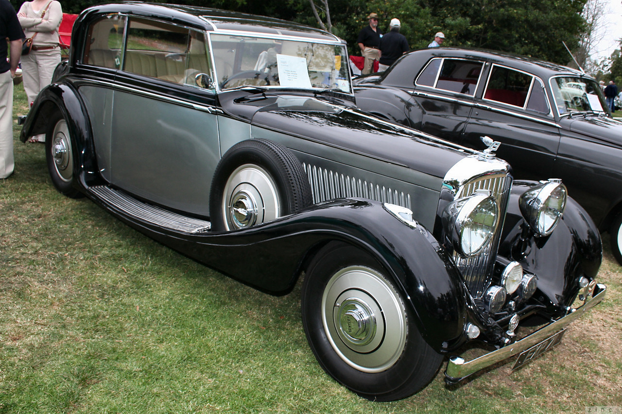 бентли 1938