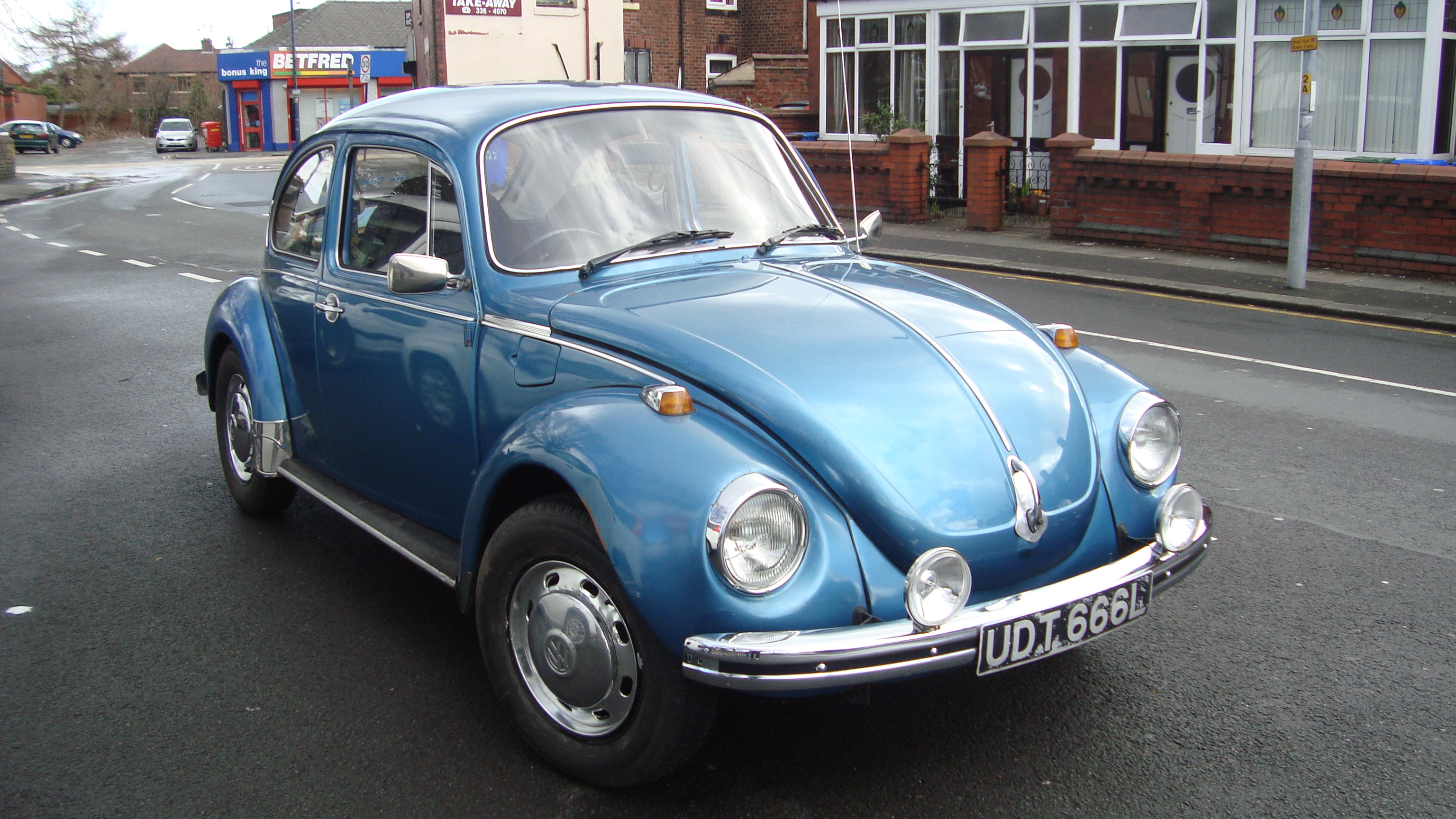 File 1973 Volkswagen 1303 Super Beetle 13350543635 Jpg Wikimedia Commons