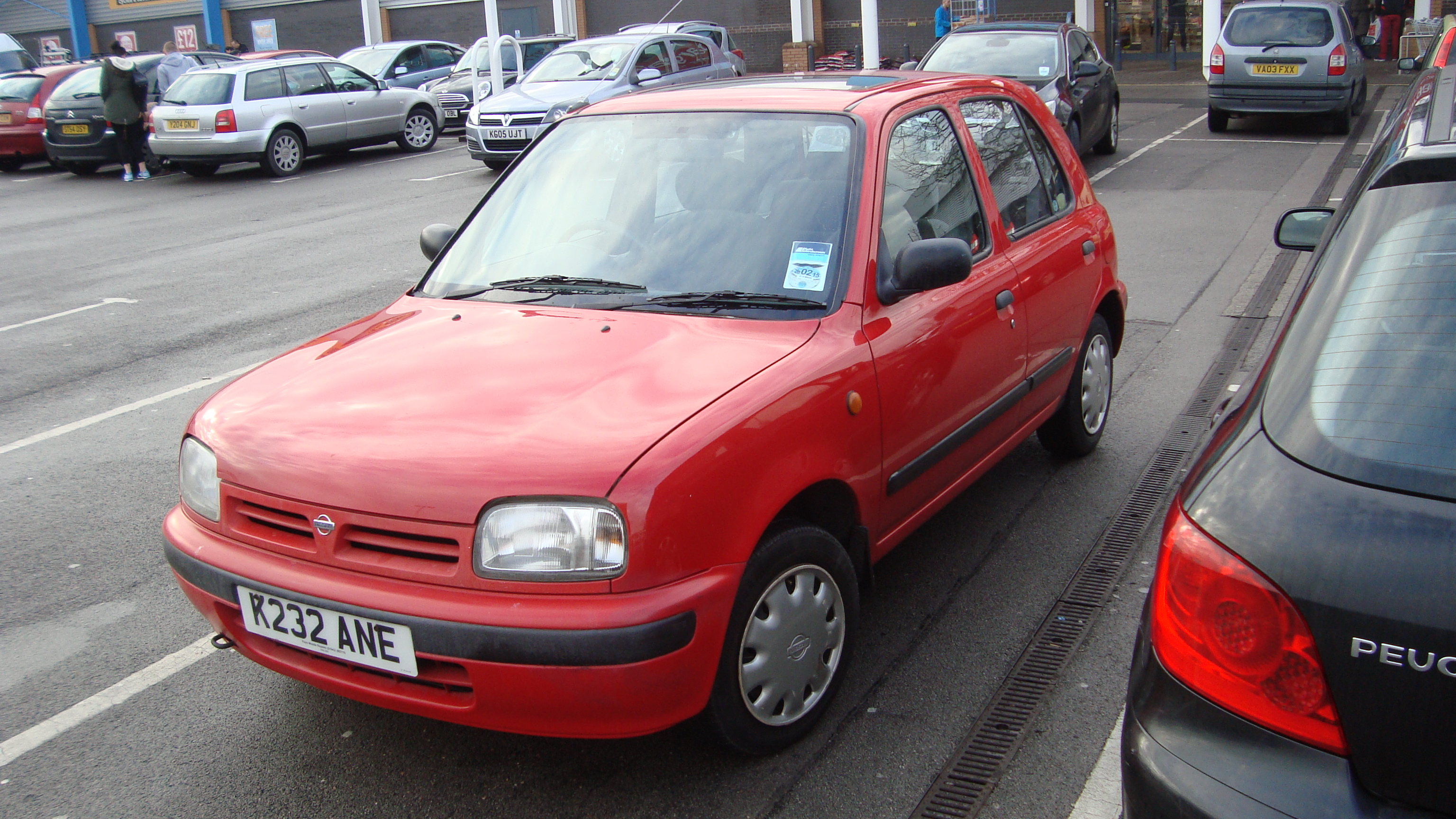 Nissan Micra Automatic Cars For Sale West Midlands