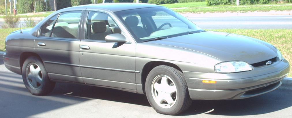 File 1997 99 Chevrolet Lumina Ltz Jpg Wikimedia Commons