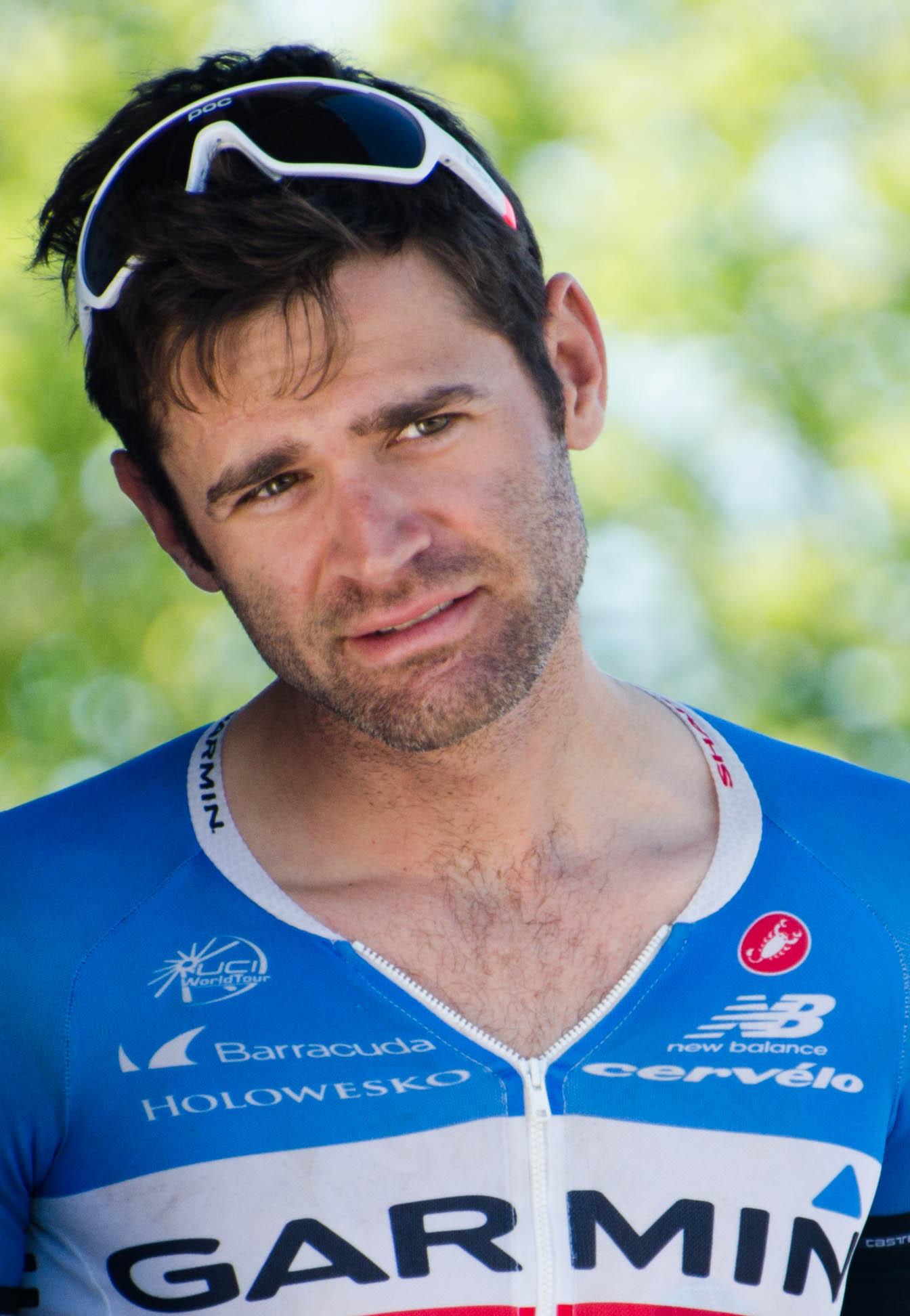 Gaimon at the [[2014 Tour of Alberta]]