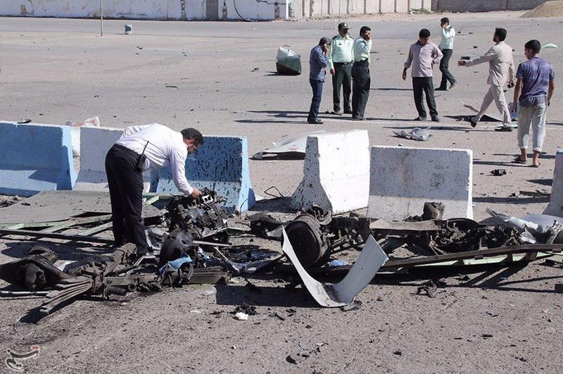 بمبگذاری ۱۳۹۷ در چابهار
