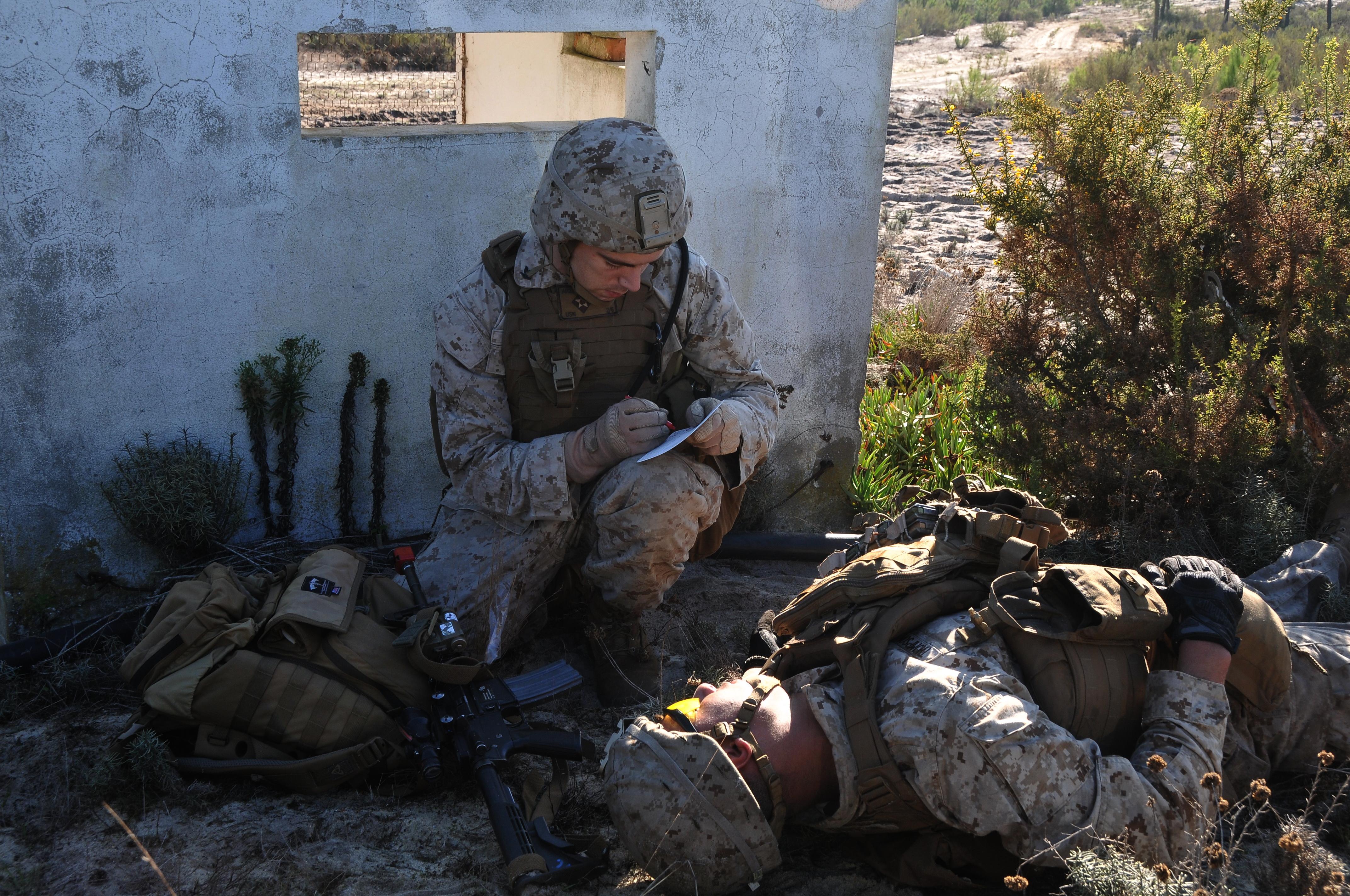 Platoon usmc