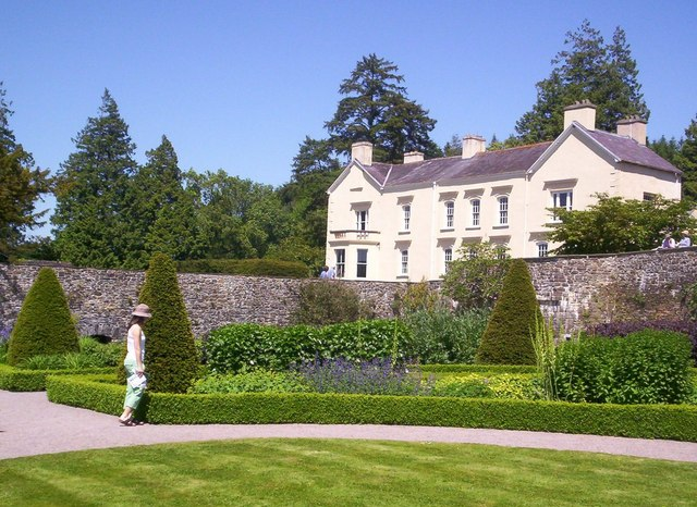 Aberglasney House & Gardens