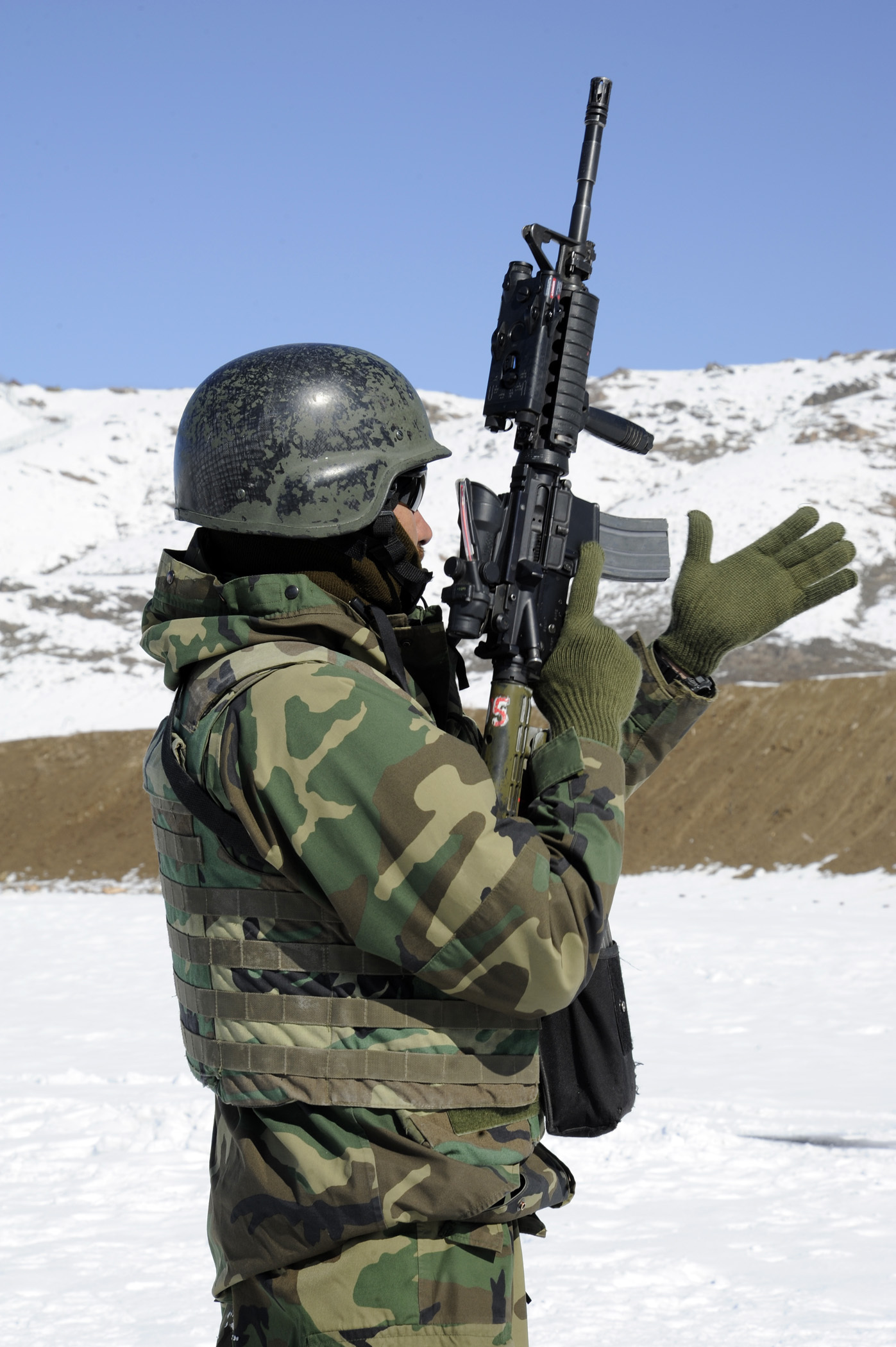 Afghan National Army commandos battle drills 120228-N-MF277-045.jpg