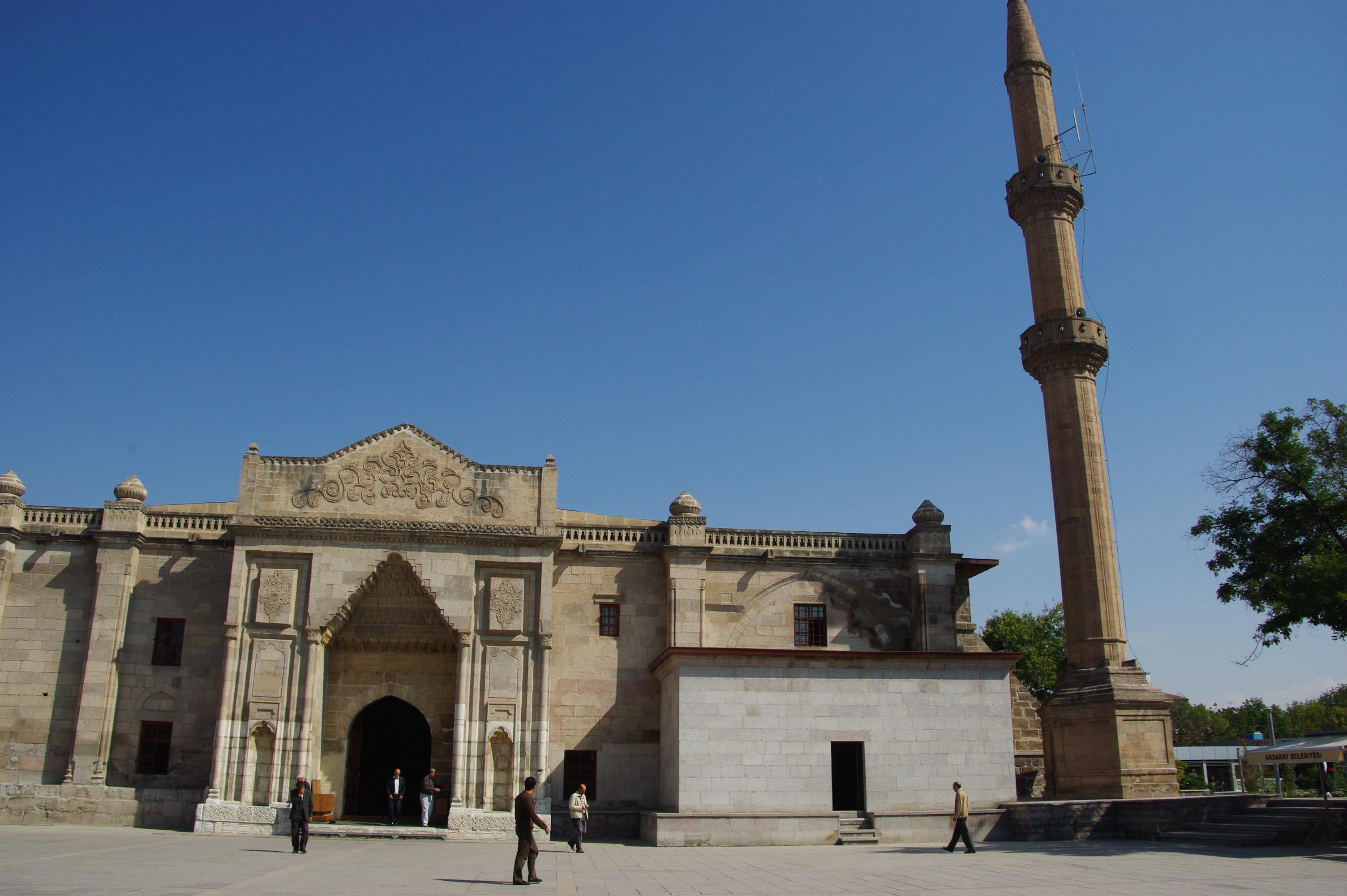 File:Aksaray ulu camii.jpg - Wikimedia Commons
