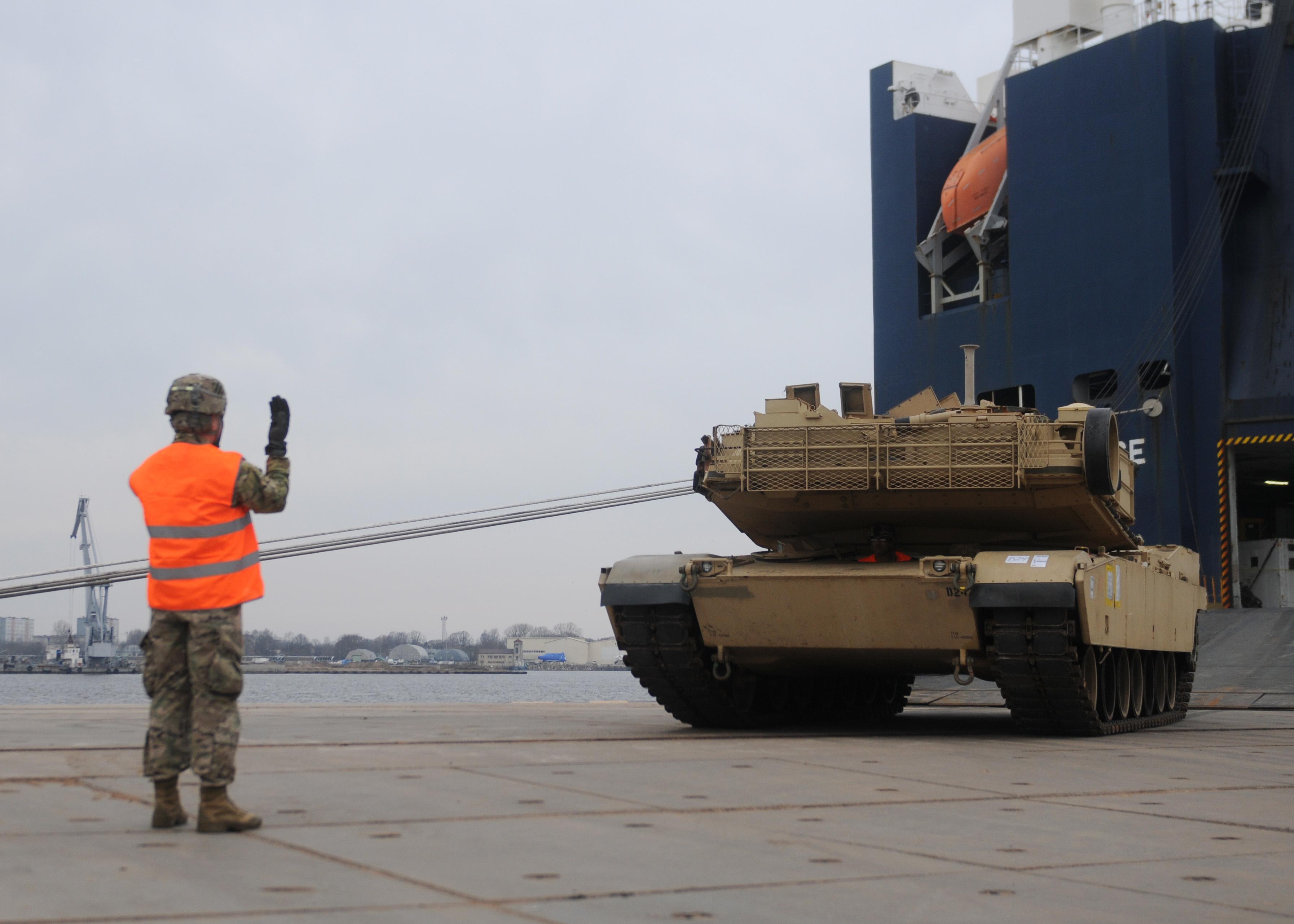 Operation Atlantic Resolve - Wikipedia