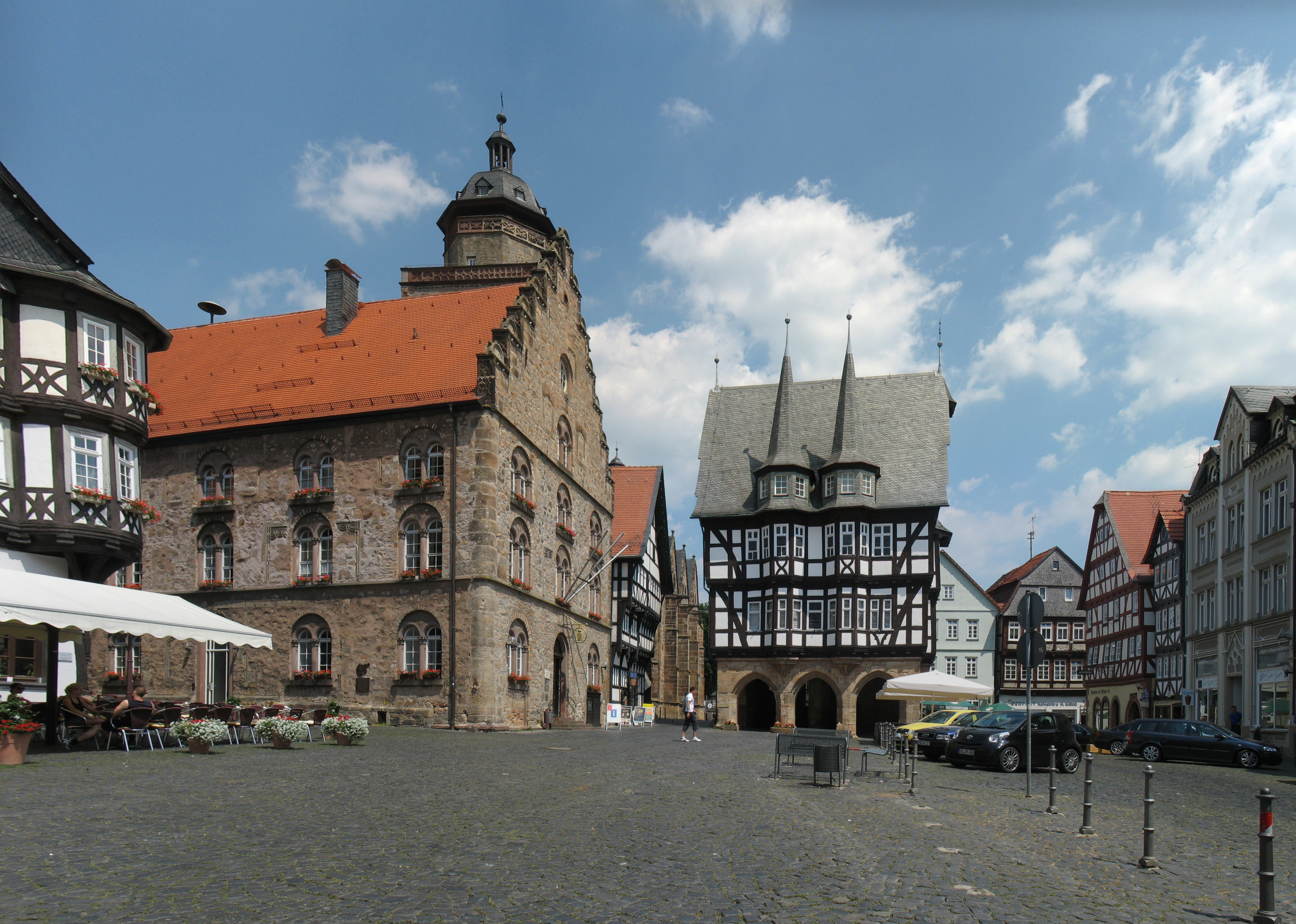 Alsfeld Germany  city photos gallery : Alsfeld04 2010 07 03 Alsfeld, Germany