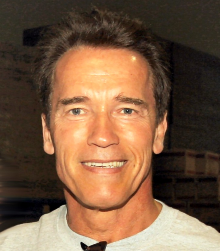 Arnold под прикритие във фитнеса