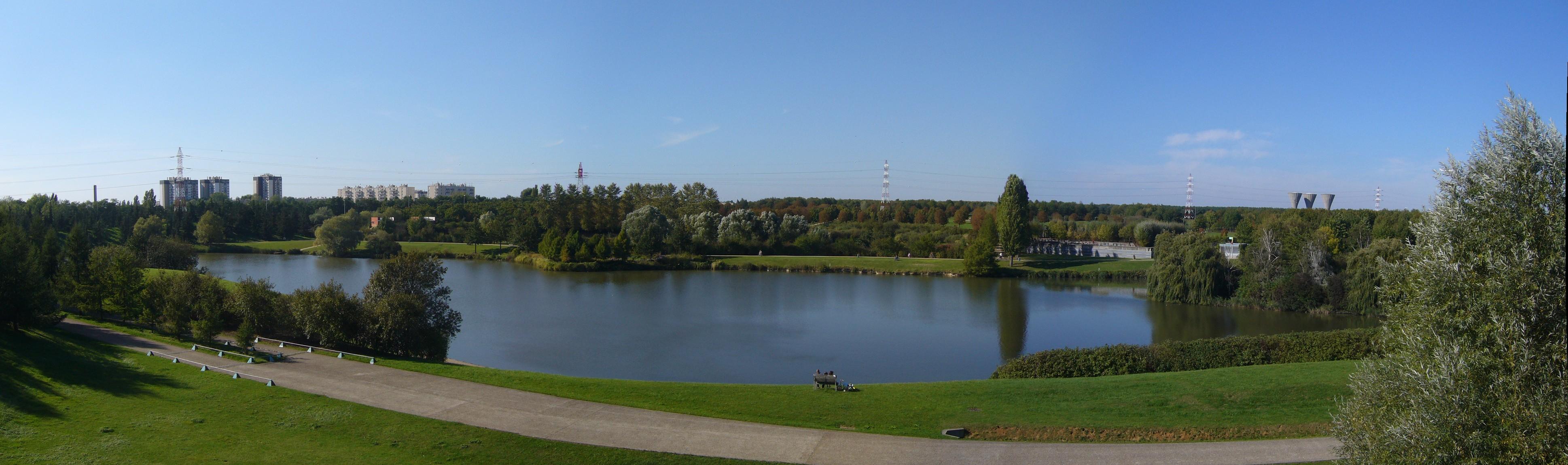 File Aulnay sous Bois, parc du Sausset jpg Wikimedia Commons # Parc Aulnay Sous Bois