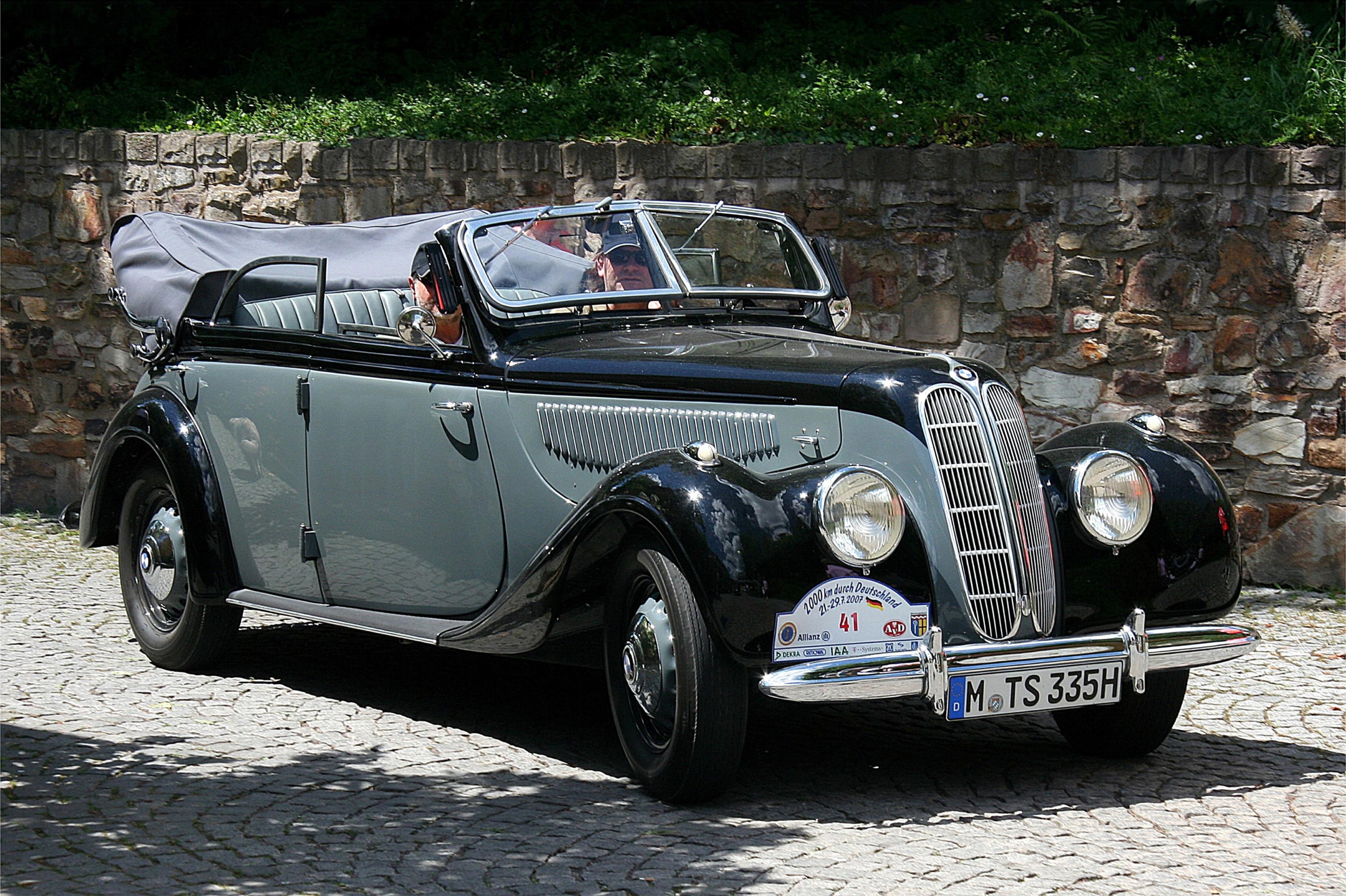 BMW 335 (1939–41) - Wikipedia