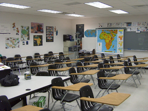 Classroom Decorations High School ~ File bhs int classroom ss g wikimedia commons