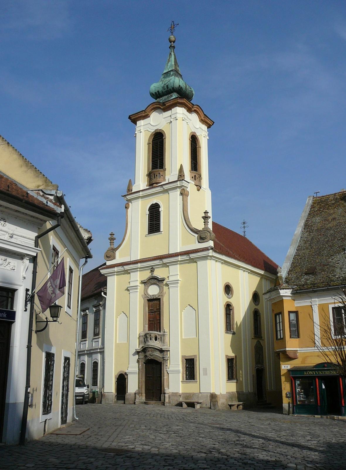 Annunciation Church Szentendre Wikipedia