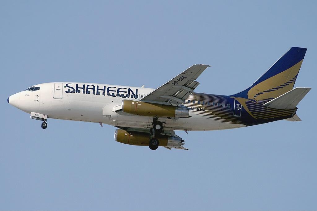 File:Boeing 737-277-Adv, Shaheen Air International AN0854452