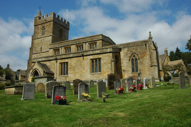 Bourton-on-the-Hill Church