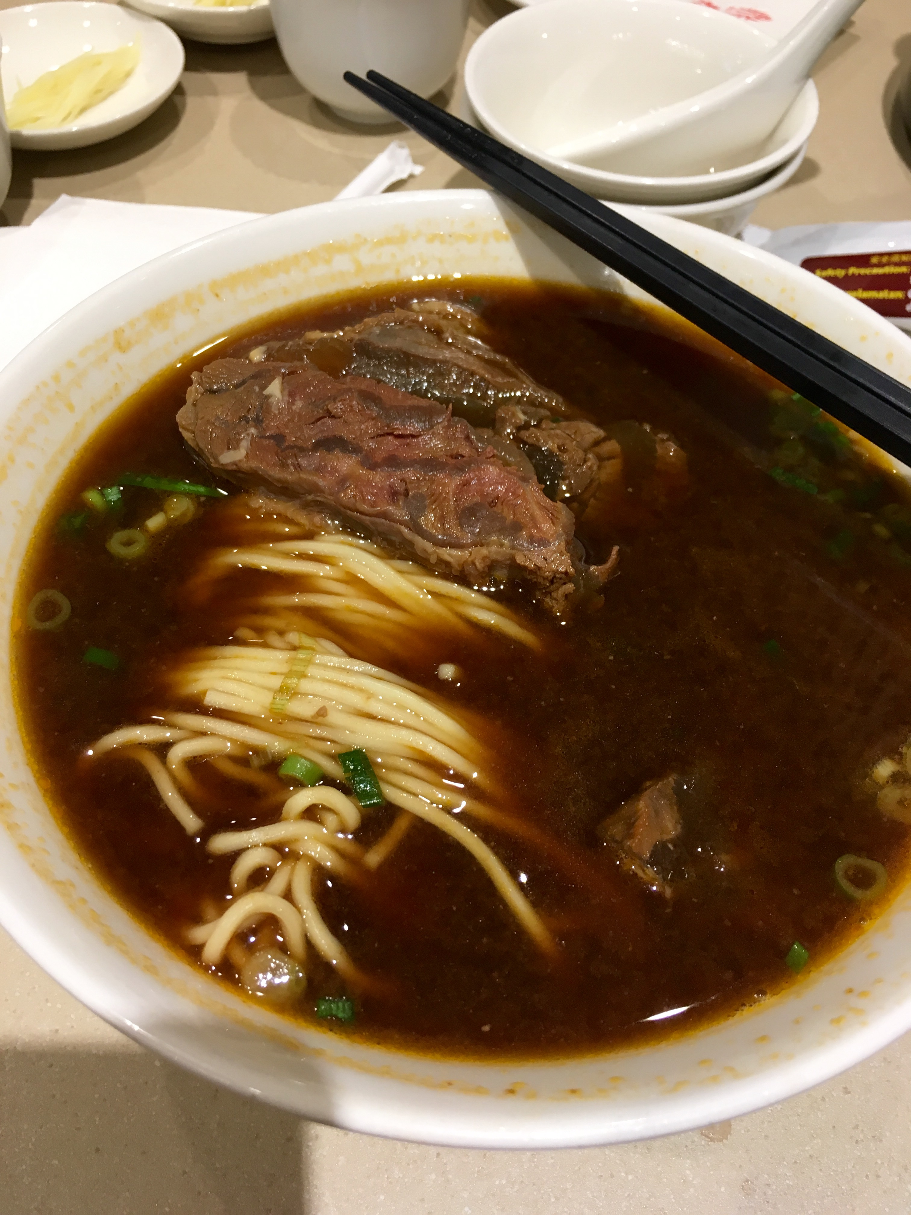 Beef Noodle Soup Wikipedia