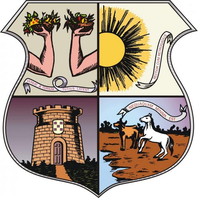 Resultado de imagem para simbolo da prefeitura de belém