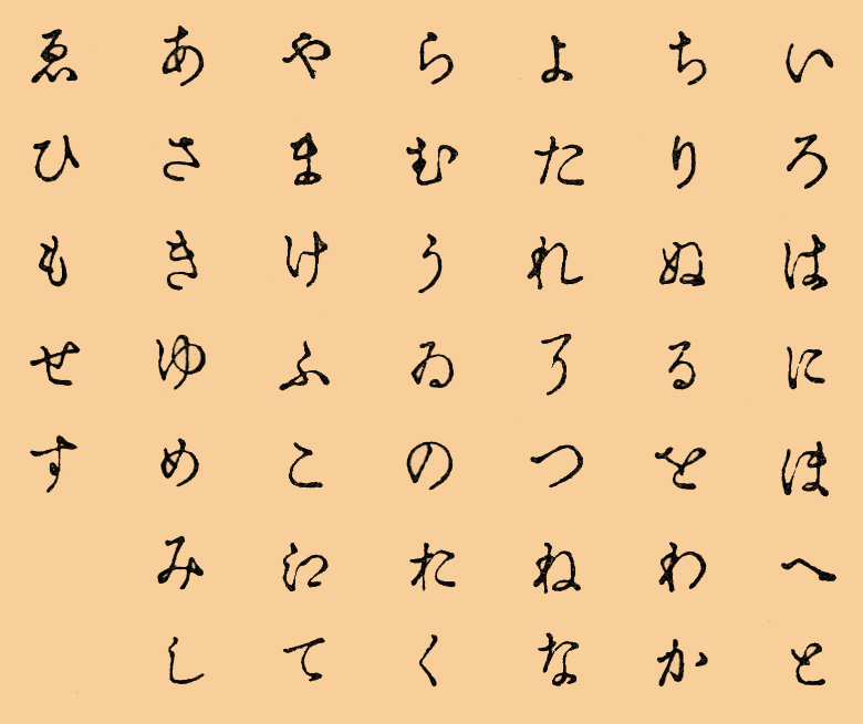 Brockhaus-Efron Japanese Characters 2