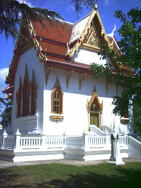 Wat Buddhapadipa Wikipedia
