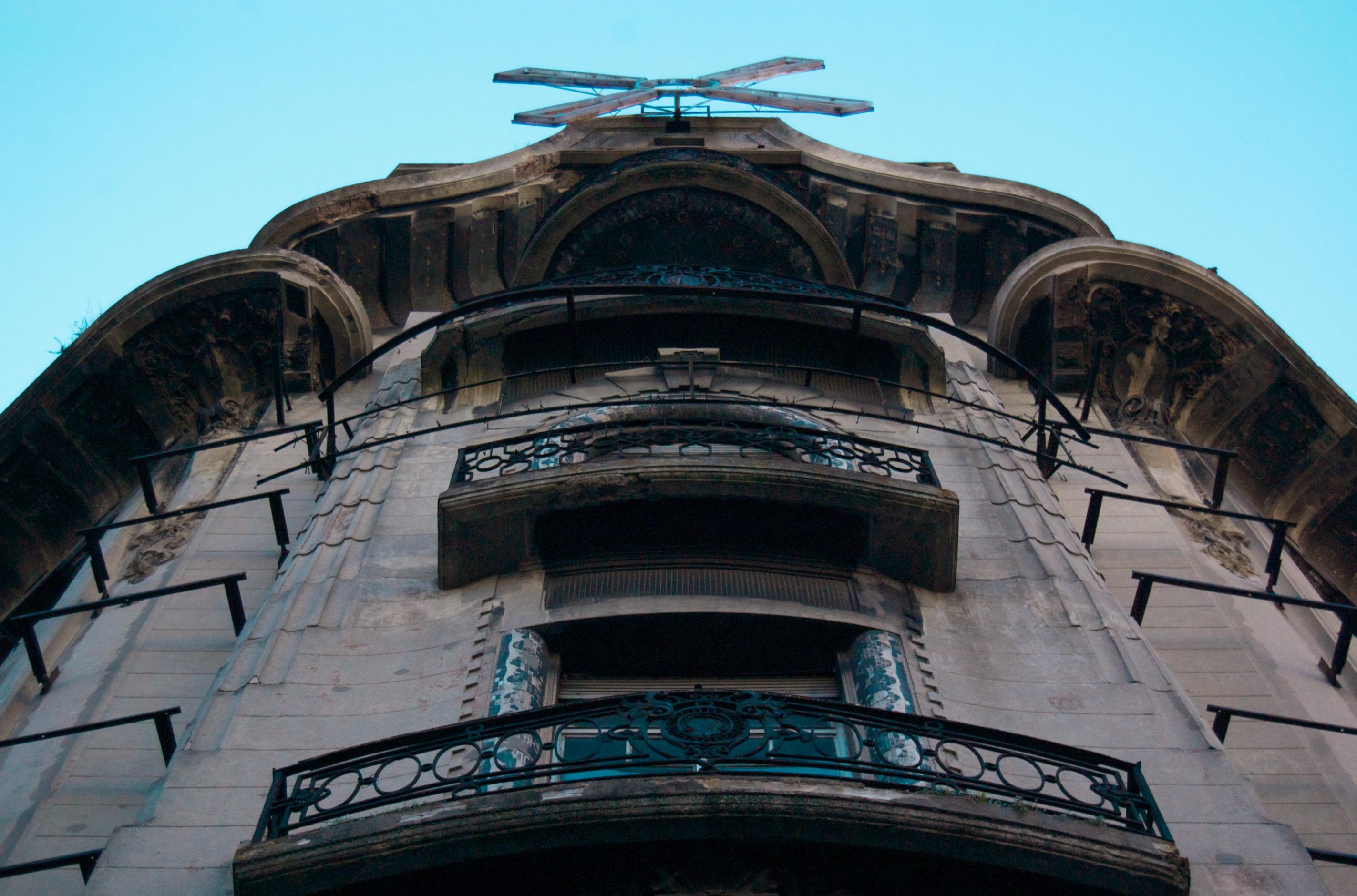 Confitería El Molino, Buenos Aires, Argentina