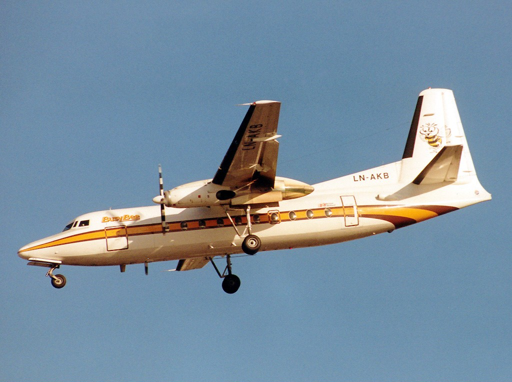 Fokker F27 Friendship F27 Friendship