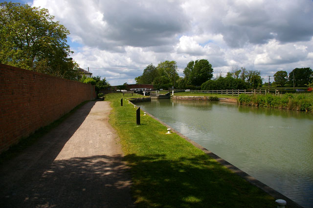 Caen Hill Locks - geograph.org.uk - 1690443