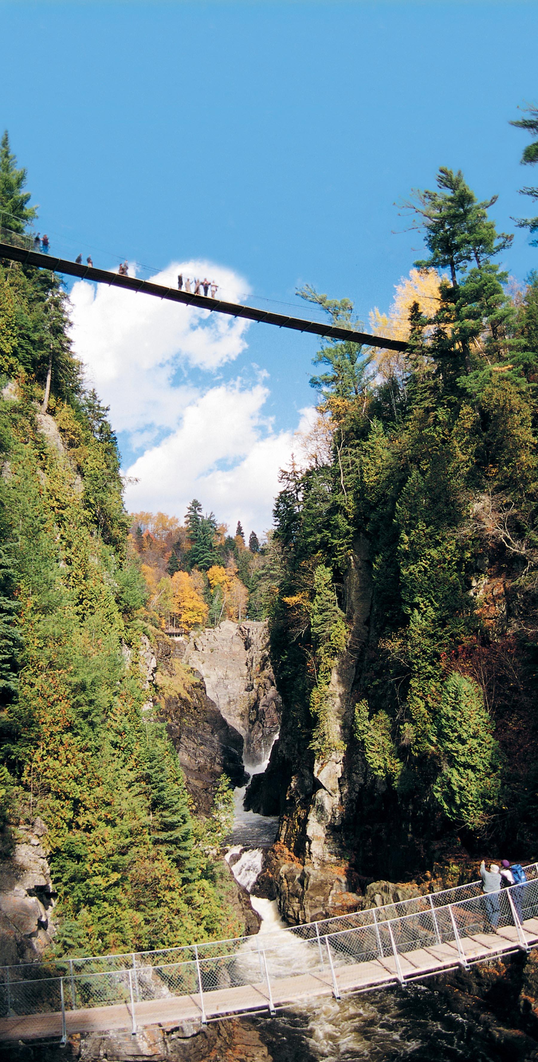 Canyon Sainte Anne Nature Park