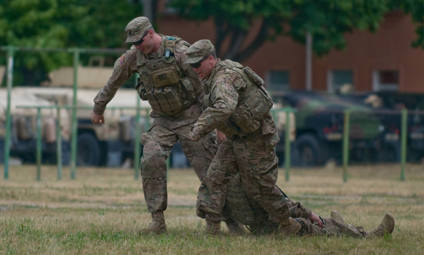 US Military • Tactical Combat Casualty Care